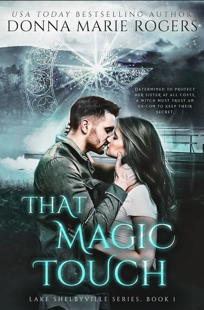 That Magic Touch by Donna Marie Rogers