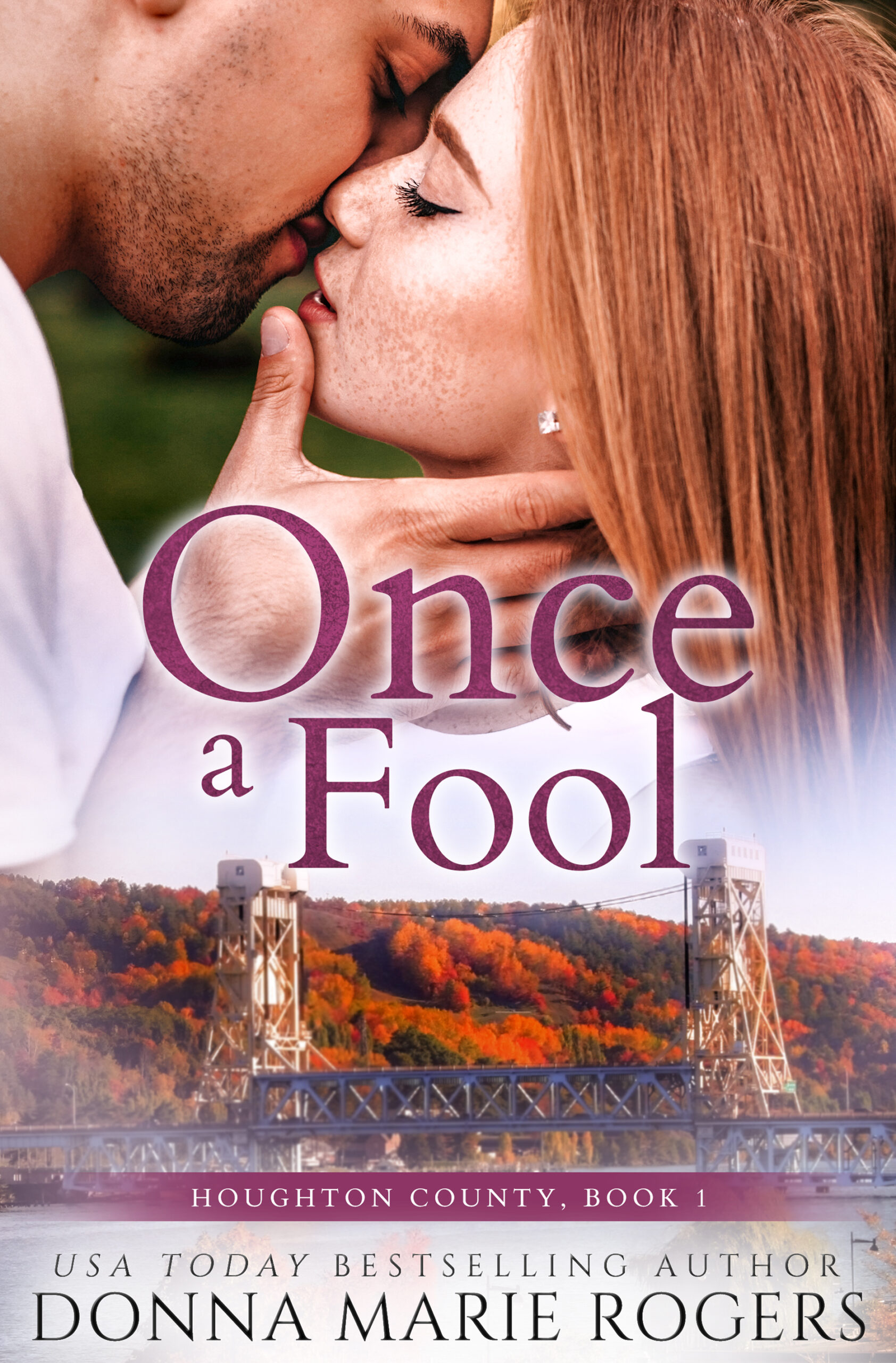 Once A Fool by Donna Marie Rogers